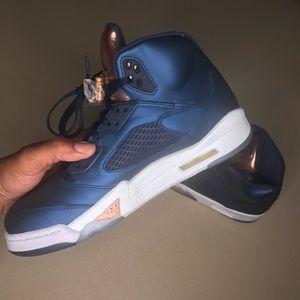 Jordan Shoes - Air Jordan 5 retro bronze